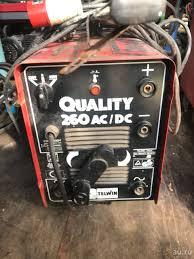 <b>Сварочный аппарат Telwin Quality</b> 220 AC/DC (И4114М) — купить ...
