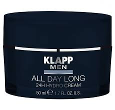 Klapp Men <b>Клапп Гидрокрем 24</b> часа (All Day Long - 24 Hydro ...