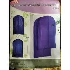 Отзыв о <b>Комплект чехлов для одежды</b> с запахом лаванды Илинг ...