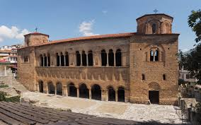 Iglesia ortodoxa macedonia
