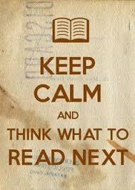 Nästa bok blir