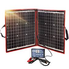 DOKIO 80W Solar Panel Kit 12V / 18V Flexible ... - Amazon.com