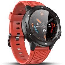 Vigorun <b>Smart Watch Fitness</b> Tracker with Heart Rate Monitor, 1.3 ...
