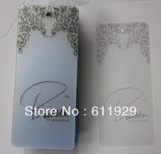 <b>Free shipping customized</b> PVC swing tag/transparent hangtag ...