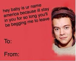 Image result for one direction valentine