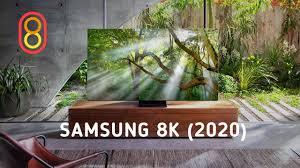 Это лучший 8К-<b>телевизор Samsung</b> (2020) - YouTube