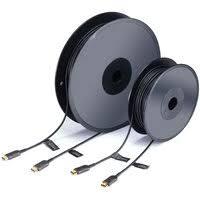 «<b>Кабель HDMI</b> - <b>HDMI</b> оптоволоконный <b>Inakustik</b> 009241015 Profi ...