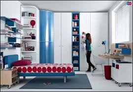 decor red blue room full: minimalist teenage girl bedroom minimalist teenage girl bedroom layouts blue bed contemporary room decor ideas for teenagers room decor ideas for teenagers teen room catchy room decor ideas for teenagers lovely looking