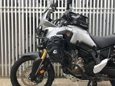 <b>Honda CRF1000L</b> Africa Twin <b>2016-2017</b> ARROW Titanium silencer ...