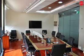 appealing large space office meeting room design with brown awesome conference decorating ideas home interior unique awesome build home office