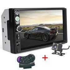 KONNWEI 2 Din 7'' inch <b>Car MP5</b> Player <b>Car</b> Video Player <b>Touch</b> ...