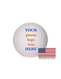 Custom Personalized Softball - Ships in 3 Business ... - Amazon.com