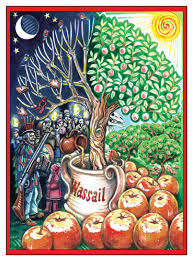 Image result for wassailing