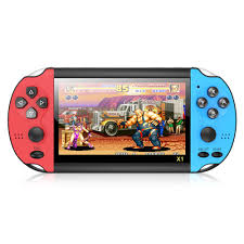 <b>Portable X1</b> 4.3-inch Game Console Nostalgic <b>Classic</b> Dual-Shake ...