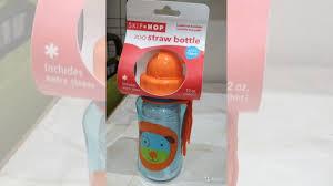 <b>Поильник</b> c трубочкой <b>Skip</b>-<b>Hop Zoo Straw</b> Bottle купить в ...