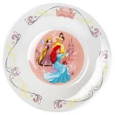 <b>ОСЗ Тарелка</b> десертная <b>Принцессы</b> Disney 19.6 см — купить по ...