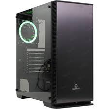 <b>Корпус GameMax</b> Aurora <b>W901</b> Black без БП с окном — купить ...