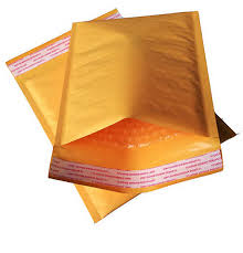 Kraft <b>Bubble</b> Mailers Padded Envelopes Shipping Bag Self Seal ...