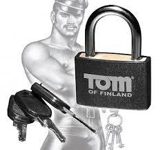 <b>Tom of Finland</b> Metal <b>Lock</b> - <b>замок</b> - Секс шоп Sexzone в Украине ...