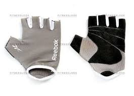 Reebok для фитнеса - серые S/M – купить в СПб | <b>Перчатки Рибок</b>
