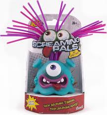 Интерактивная игрушка Silverlit Крикун <b>Screaming Pals Клякса</b> ...