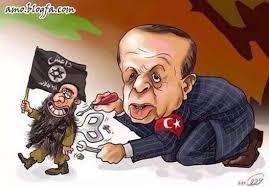 Resultado de imagem para Erdogan and ISIS