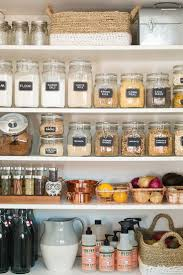 photos kitchen cabinet organization:  secret weapons and ideas for pretty kitchen pantry organization this beautifully organized pantry is