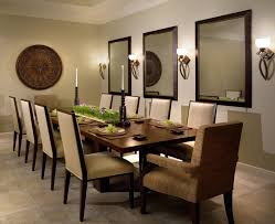 Mirror Dining Room Tables Decorative Mirrors Dining Room Contemporary With Table Setting