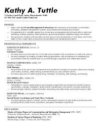 Good Resume Objective  college application cover letter sample