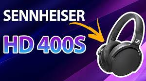 <b>SENNHEISER HD 400s</b> | Обзор полноразмерных <b>наушников</b> для ...