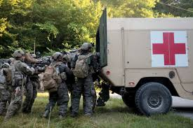 <b>U.S. Army Special</b> Forces partner with Screaming Eagles for raid ...