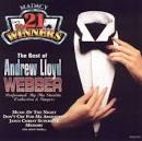 The Best of Andrew Lloyd Webber [Madacy/21 Tracks] album by Andrew Lloyd Webber