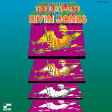 <b>Elvin Jones - The</b> Ultimate LP – Blue Note Records