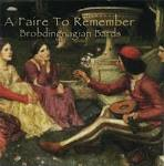 A Faire to Remember album by The Brobdingnagian Bards
