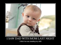 Funny baby memes - Page 4 - BabyCenter via Relatably.com