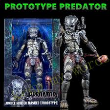 <b>NECA</b> 30th <b>Anniversary</b> Movie <b>Alien</b> Hunter <b>Predator</b> Jungle Hunter ...