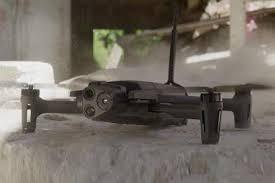 <b>Parrot</b> - Leader européen de drones professionnels et civils
