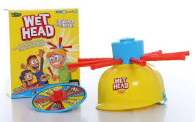 Мочим головы! <b>Водная</b> рулетка <b>Wet Head</b>!