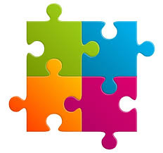 Online puzzle hra - zkuste skládat :)