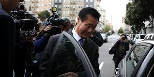 Image result for Leland Yee picture
