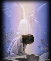 Image result for angel ministering