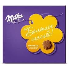Характеристики модели Набор <b>конфет Milka Thank</b> you ...