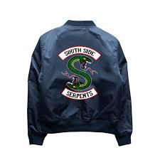 <b>Dropshipping New 2019</b> Hot Se Thick Riverdale MA1 Bomber ...
