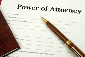 Image result for power of attorney