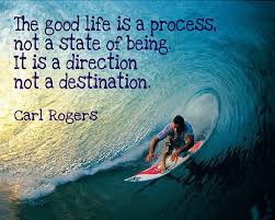 images about the inspirational quotes on pinterest  sugg  the good life is a process not a state of being it is a direction not a destination  carl rogers carl rogers motivational quote  world best essays