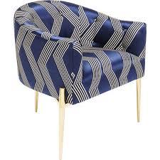 <b>Кресло Kimono</b> темно-синего цвета — купить по цене 101320 руб ...