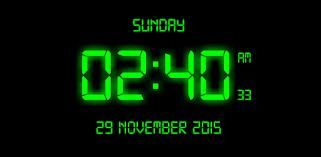 <b>LED Digital</b> Clock Live Wallpaper - Apps on Google Play