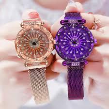 Luxury Women Watches <b>Relogio Feminino Fashion</b> magnetic buckle ...