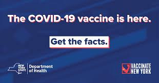 <b>New York State</b> COVID vaccine