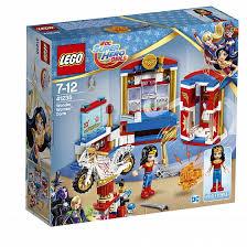 <b>Конструктор LEGO</b> DC <b>Super Hero</b> Girls 41235 Дом Чудо-женщины